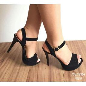 27258ffcde Sandalias Salto Alto Fino Promocao Dakota - Sapatos no Mercado Livre ...