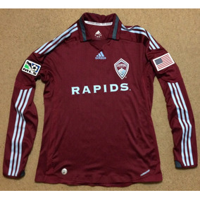 Jersey Colorado Rapids 2009 Local Grande Formotion Mls 6816c7cdc7f55
