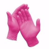 Luva Procedimento Latex Rosa Uso Médico Unigloves Pp C 1000 2f06e636af