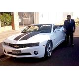 Chevrolet Camaro Conversível Branco 3.6 Lt V6 Rs - 2011