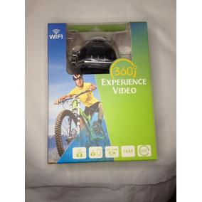 Action Câmera 360 Graus + Vrbox