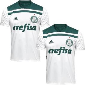 63e357fbac Camisa Palmeiras Polo Branca - Pólos no Mercado Livre Brasil