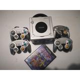 Consola Gamecube Purpura Juego Gratis.