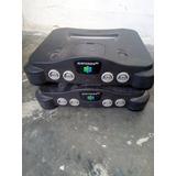 Nintendo 64, Juegos Y Consolas