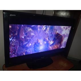 Televisor Lcd Sharp Aquos 37 Pulgadas Hd