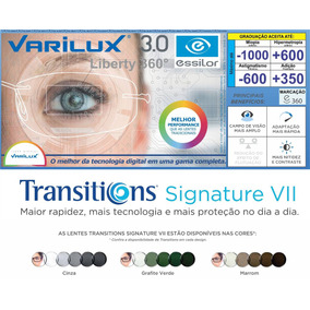 Multifocal Varilux Liberty 360 (digital) - Transitions f4380c68d2