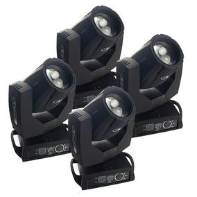 4 Moving Beam 230 Robôs Canhão De Luz 14 Cores 7r