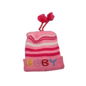 b429b18836b39 Gorro Infantil Menina Rosa - Calçados