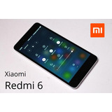 Celular Xiaomi Redmi 6a Android 16gb 2gb