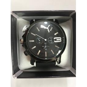 Reloj Puma Ultrasize Black. 09