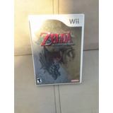 Zelda Twiless Princess Wii Original