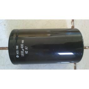 Capacitor Eletrolitico 1800uf 400vdc