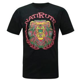 Camiseta Brasão Leão Preto Ii