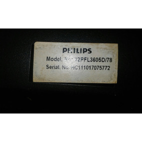 Placa Principal Philips Mod.32pfl3605d/78