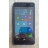 Microsoft Lumia 535 Dual Sim Preto 2 Chips Windows Phone 8gb