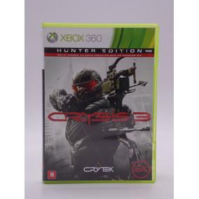 Crysis 3 Xbox 360 E Xbox One Original Mídia Física