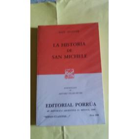 Libro En Oferta Novela La Historia De San Michele