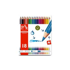 Lapices De Colores Caran D´ache Fancolor 18un - 1288318