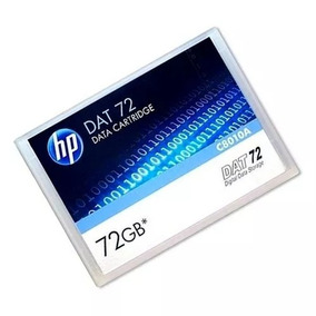 Hp Data Cartridge Dat 72 72gb C8010a