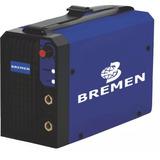Inversora E Tig De Solda 130a 127v Brinde Mascara Bremen