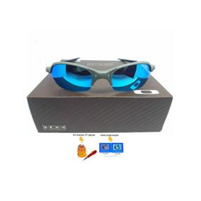9e35f2a58cfe4 Oakley Romeo 2 Titanium - Óculos De Sol Oakley no Mercado Livre Brasil