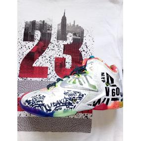 Nike Lebron 11 Premium What The