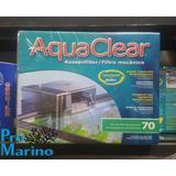 Filtro De Cascada Aquaclear 70 Para Acuarios De Hasta 265 Lt