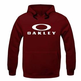 Moletom Oakley De Frio Blusa Canguru Casaco Moleton 1fdbd0c4ac2