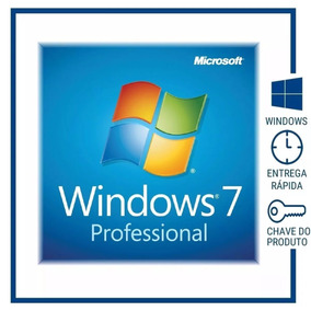 chave do windows 7 professional 64 bits