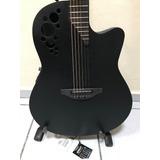 Guitarra Electroacustica Marca Ovation Modelo Elite T