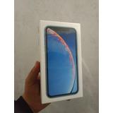 Iphone Xr Azul Nuevo Y Sellado
