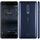 Nokia 6 Full Hd 5.5 /3gb/ Android / Con Iva/homologado/new