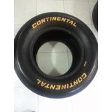 Sliks R 15 Continental 27.5x10r15 Seminuevos Compuesto Suave