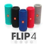 Parlante Portatil Jbl ® Flip 4 Bluetooth Sumergible Original