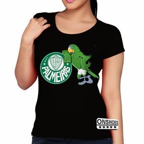 a16d6027db Camisa Do Palmeiras Azul Barata Feminina - Camisetas e Blusas Manga ...