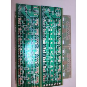Placa Lisa Amplificador Time One 550xt Rf602