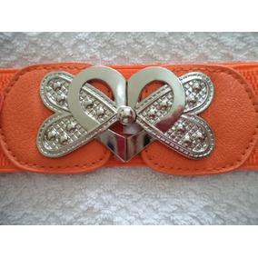 Cinturones Metalicos Elasticos Colgantes Pedreria en Mercado Libre ... f2608e4d33ac
