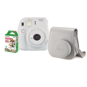 Câmera Instantânea Fujifilm Instax Mini 9 + Bolsa + Filme