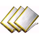 Batería Interna Lithium Ion Para Tablet 7