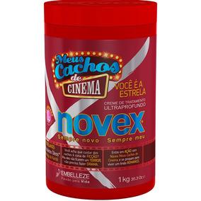 Novex Meus Cachos De Cinema Creme De Tratamento 1kg