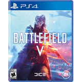 Battlefield V Ps4 Electronic Arts