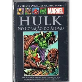 Salvat Hulk, No Coração Do Átomo (faço Módico)