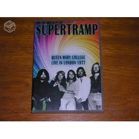 Dvd Supertramp Live In London 1977 - Frete R$ 13,00