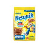 Kit C / 3 Achocolatado Nesquik De Chocolate