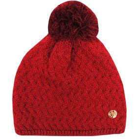 59b9c92a12f49 Touca Vermelha Para Bebe Menina Toucas - Acessórios da Moda no ...