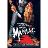 Maniatico / Dvd / Joe Spinell / Maniac 1980