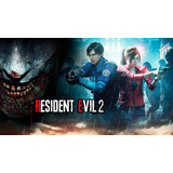 Resident Evil 2 Remake Para Pc Digital