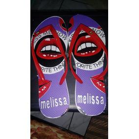 Kit Sandálias Melissa