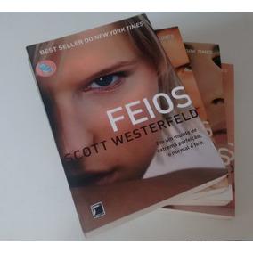 Coleção De Livros Feios. Scott Westerfeld. Vol 1, 2, 3 E 4.