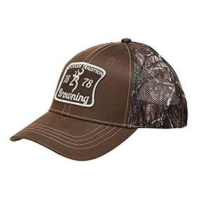 Browning 308172881 - Gorra Para Exteriores (madera De Realis 0c5557d725d